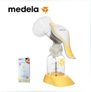 美国直邮 美德乐 Medela 和韵手动吸乳器/吸奶器