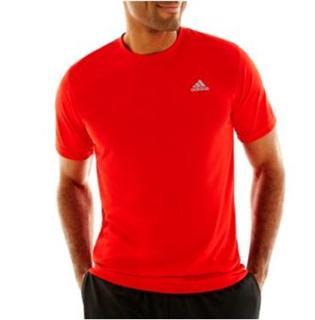 美国直邮包税【Adidas 阿迪达斯】男式 climalite 训练T恤