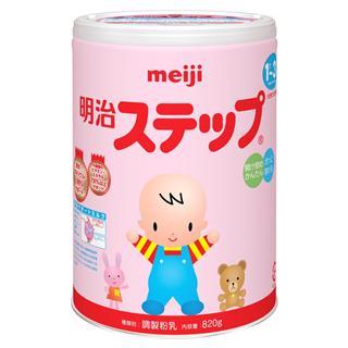 [包邮] 日本直邮奶粉代购 Meiji/明治婴幼儿奶粉一段/二段