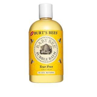 Burt's Bees小蜜蜂 泡泡沐浴露(无泪配方) 350ml