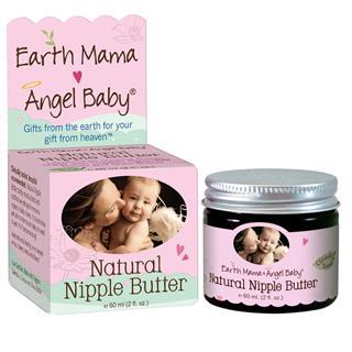包美国直邮!EarthMama Angel Baby地球妈妈天然有机黄油乳头保