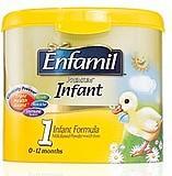美国美赞臣1段 Enfamil 一段免疫力金尊加铁奶粉663克(4罐起直邮)