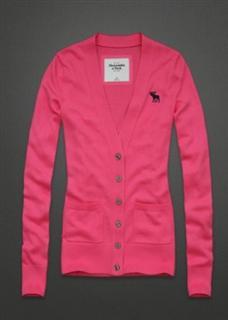 Abercrombie&Fitch (AF)(多颜色)最新款女士开衫 BRITTAN SWEAT