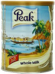 【美国护航直邮】荷兰Peak成人全脂奶粉 900克