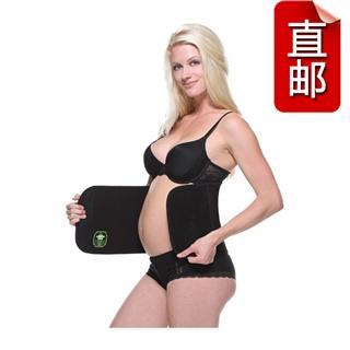 美国直邮 BellyBandit原装进口竹纤维产后收腹束腰瘦身带透气塑身