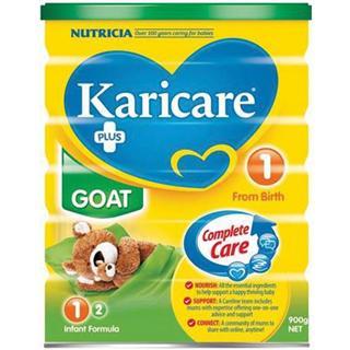 澳洲直邮 可瑞康Karicare一段山羊奶粉0~6个月 6罐包邮