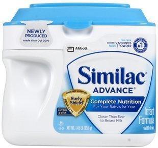 免运费!包美国直邮!美国原装雅培Similac 一段/1段金盾奶粉 658g