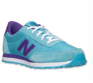 免运费 美国直邮 新百伦New Balance 501 女士休闲慢跑鞋 热卖中!