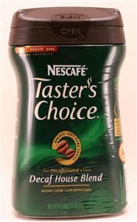 免运费!包美国直邮!雀巢咖啡Nescafe 低因速溶咖啡 283g