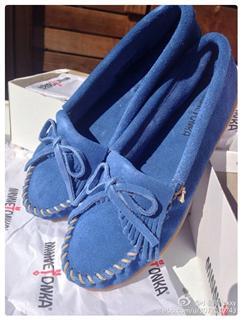 foxxy 美代  minnetonka kilty 2014限量色 海洋蓝橄榄绿 美国现货