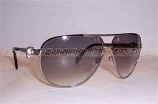 美国代购 ALEXANDER MCQUEEN亚历山大麦昆 4156S 6LB骷髅头太阳镜