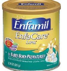 美国美赞臣早产儿奶粉363克 适合0-12个月宝宝 美国直邮
