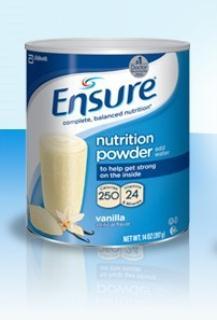 医生推荐 最新 美国雅培 安素 Ensure蛋白质营养粉397克任意三件包运