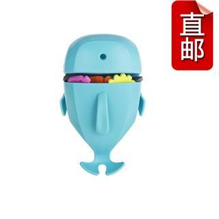 美国直邮 甜甜妈 Boon鲸鱼浴室收纳架 鲸鱼置物袋 Whale Pod -