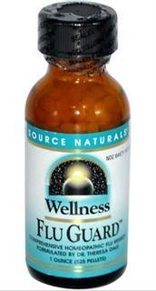 免运费包美国直邮Source Naturals 顺势天然疗法儿童缓解流感小丸