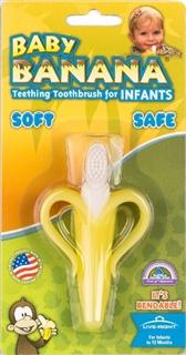 Baby Banana香蕉宝宝婴儿牙胶/磨牙棒/乳牙刷