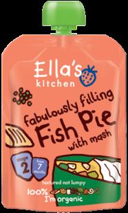 英国Ella's Kitchen二阶段美味大餐 7M+ 130g 英国直邮