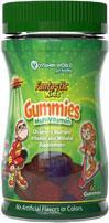 免运费!包美国直邮Vitamin World 儿童复合维生素小熊软糖 60粒