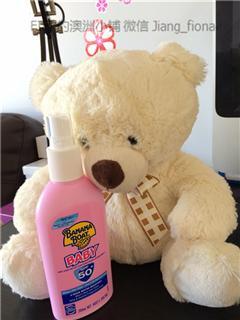 BananaBoat Baby Spray  婴儿 防晒喷雾 SPF 50+ 200ml