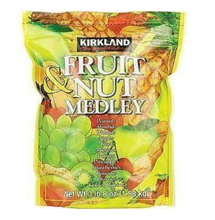 美国 Kirkland 混合果干坚果 1360克/48盎司(3磅)