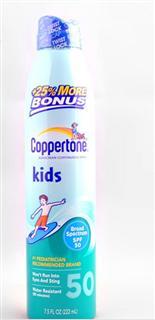 coppertone 水宝宝 儿童成人防嗮  spf 50  超大装222ML