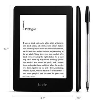 【代购直邮】Kindle Paperwhite电子书阅读器(Wi-Fi版)