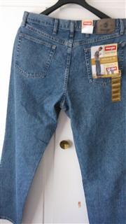 美国三大牛仔品牌之一wrangler男士牛仔裤,ralexed fit