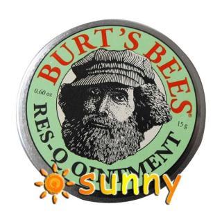 免运费!包美国直邮 Burt's Bees小蜜蜂紫草膏 15g