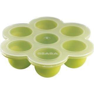 【代购直邮】Beaba花朵冷冻盒/分格盒/储存盒/宝宝多功能餐盘