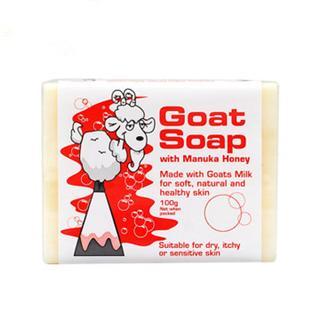 Goat Soap 保湿滋润天然羊奶皂 含麦卢卡 100g 澳洲直邮 !
