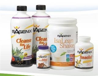 美国  爱身健丽 ISAGENIX  9天体重管理计划  减肥塑身