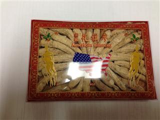 正宗美国花旗参 买4盒包邮 American Gingseng