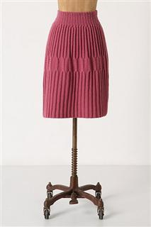 美国正品国内现货 Anthro 安家编织亮色毛线裙 双色
