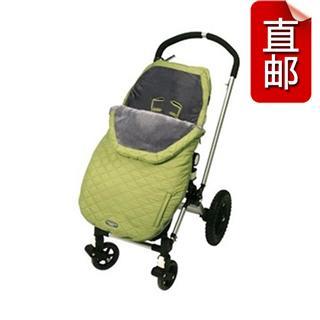 美国直邮!JJ COLE 婴儿童车推车专用秋冬保暖睡袋 防水款