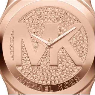 美国代购直邮Michael Kors 表盘 玫瑰鑫女士 手表腕表 MK5661