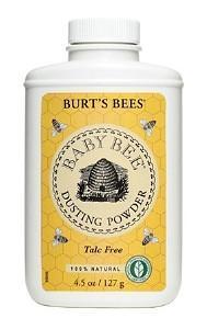 美国 Burts Bees 小蜜蜂 婴儿爽身粉(不含滑石粉)127g