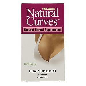 包美国直邮!Natural Curves自然曲线100%纯天然丰胸片