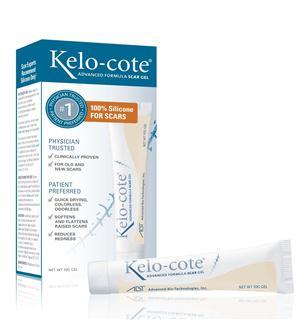 美国直邮 kelo-cote 美国芭克软膏10g/疤克/祛疤除疤膏疤痕修复