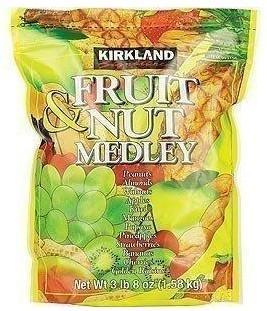 美国 Kirkland 水果干+坚果混合装 1.58kg