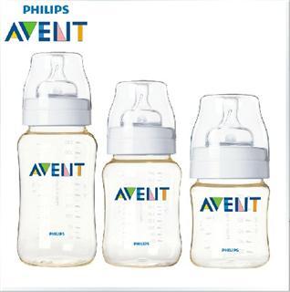 美国直邮 新安怡奶瓶PES宽口径新生儿奶瓶防胀气不含双酚A