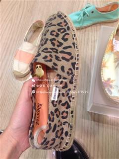 soludos豹纹渔夫鞋(拍下请备注尺码)