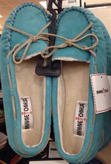 美国直邮 MINNETONKA 迷你唐卡 毛毛鞋,舒服保暖,换季大甩卖