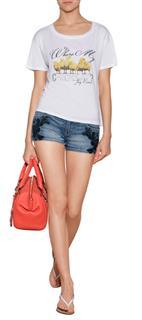 【纽约小猫美国代购】juicy couture 橘滋可爱小鸡图案短袖圆领T恤