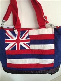 kipling夏威夷州州旗特别款!可单肩斜挎!值得下手!