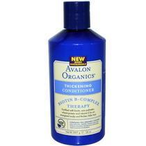 美国代购AVALON Organics生物素B群防脱发柔顺护发素