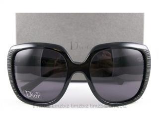 美国代购Christian Dior迪奥 Taffetas 1 褶皱纹太阳镜 2色包直邮