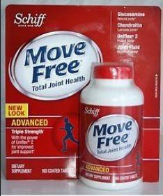 Schiff Move Free 维骨力 170粒装 保质期15年11月后