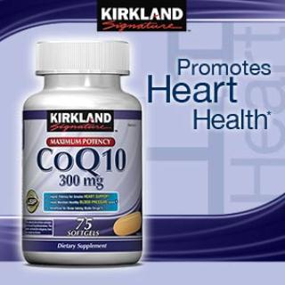 Kirkland CoQ10可兰强效护心辅酶100粒心脏健康