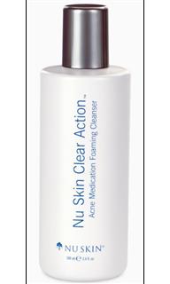 如新净肤洁面慕丝 Nu Skin Clear Action Acne Medication