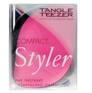 【代购直邮】凯特王妃最爱Tangle Teezer美发梳便携款粉黑色